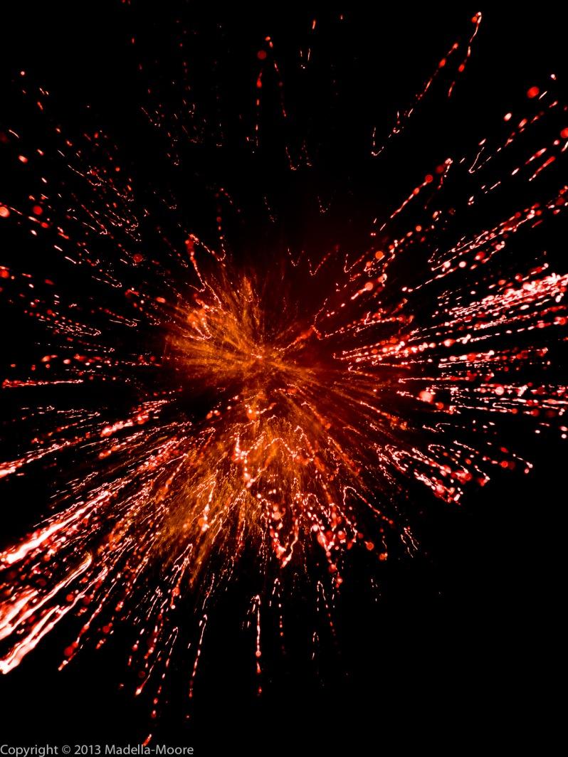 Fireworks - Mercé 2013 - Barcelona