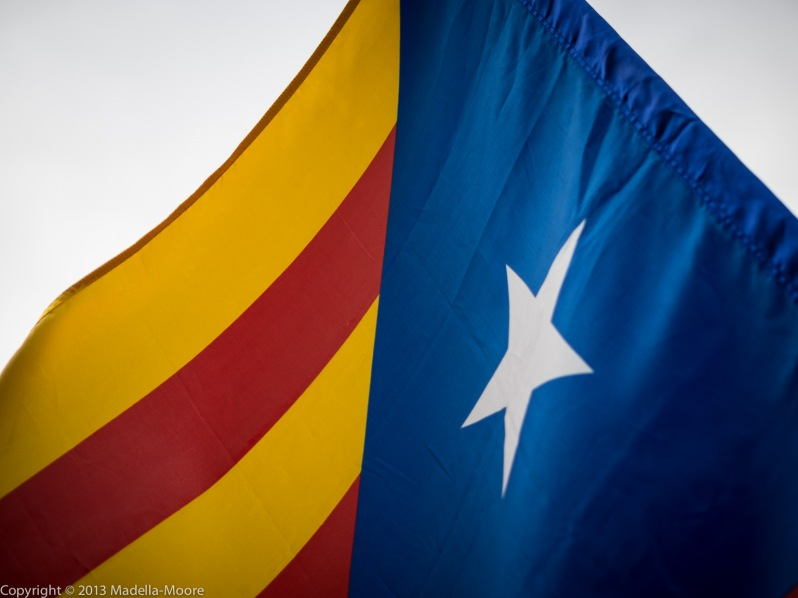 Independence flag of Catalunya