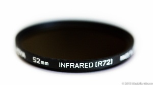 R72 Infrared Filter