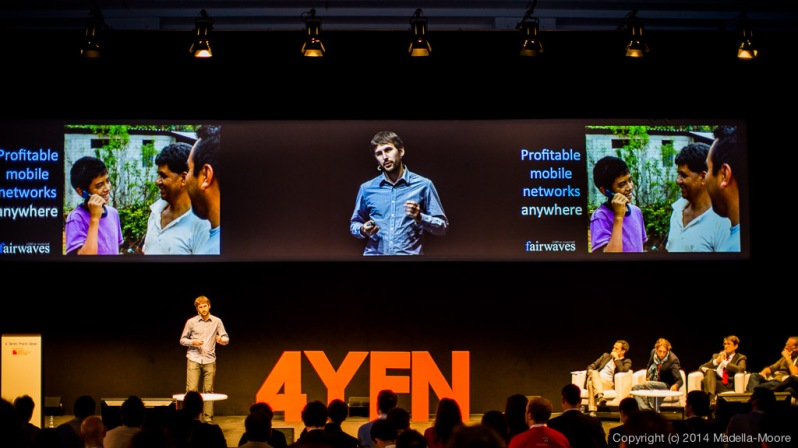 Startup Pitches at 4YFN
