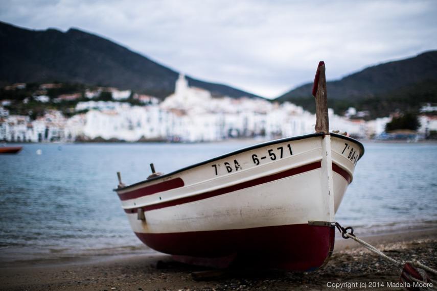 Cadaqués Boat