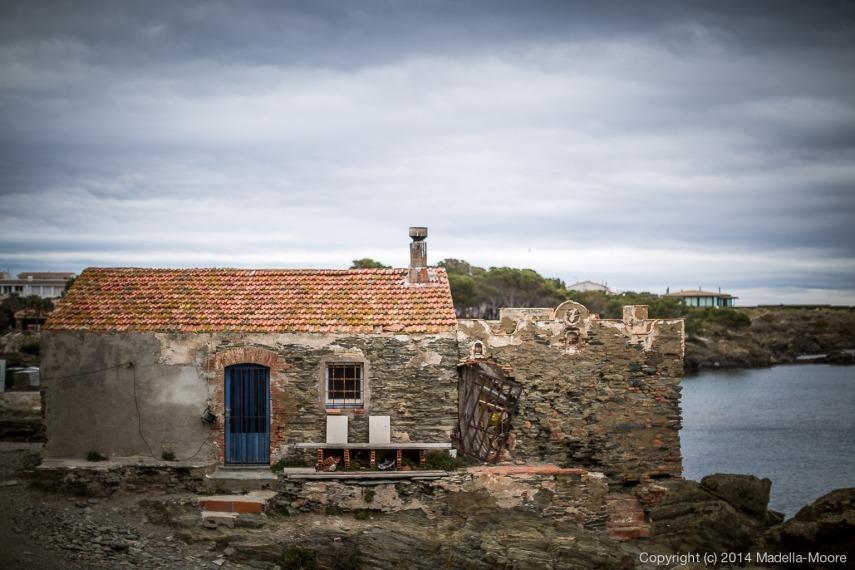 Cadaqués Ruined House