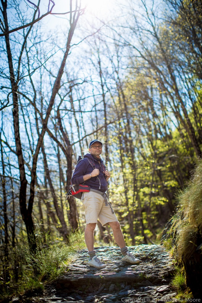 Hiking in Varrone. 50mm f1.8.