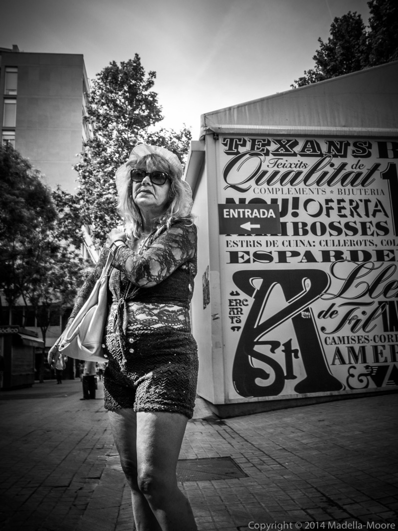 Barcelona Street Photography - Prostitution