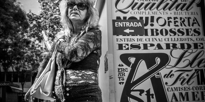 Barcelona Street Photography - Prostitution