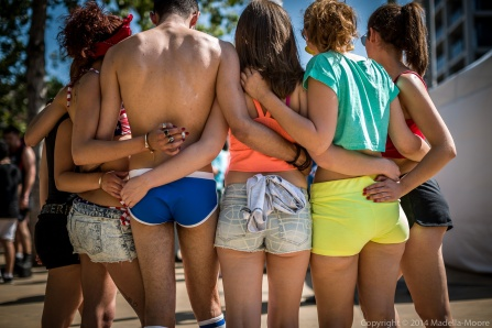 Fags, bums and suncream at Barcelona Pride 2014