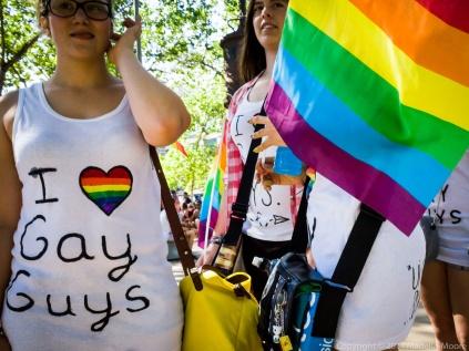 I Love Gay Guys at Barcelona Pride 2014