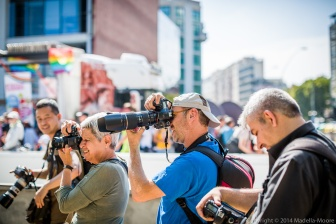 Photography at Barcelona Pride 2014