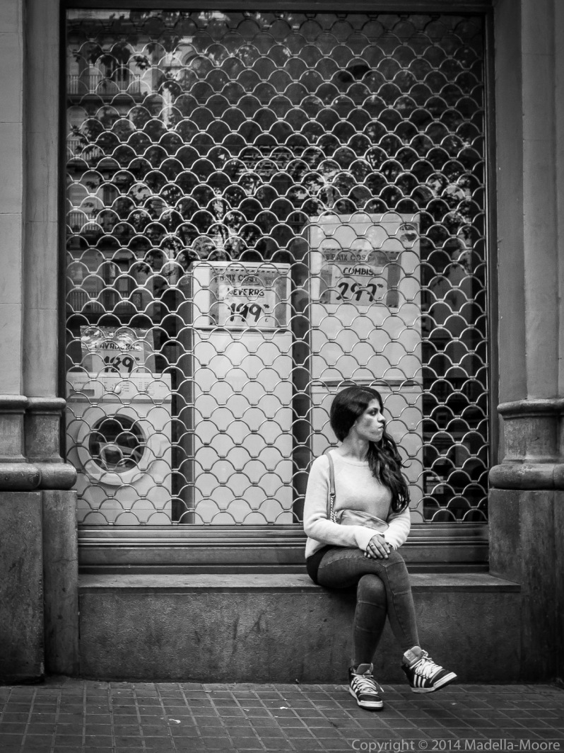 Barcelona Street Photograph: Prostitution