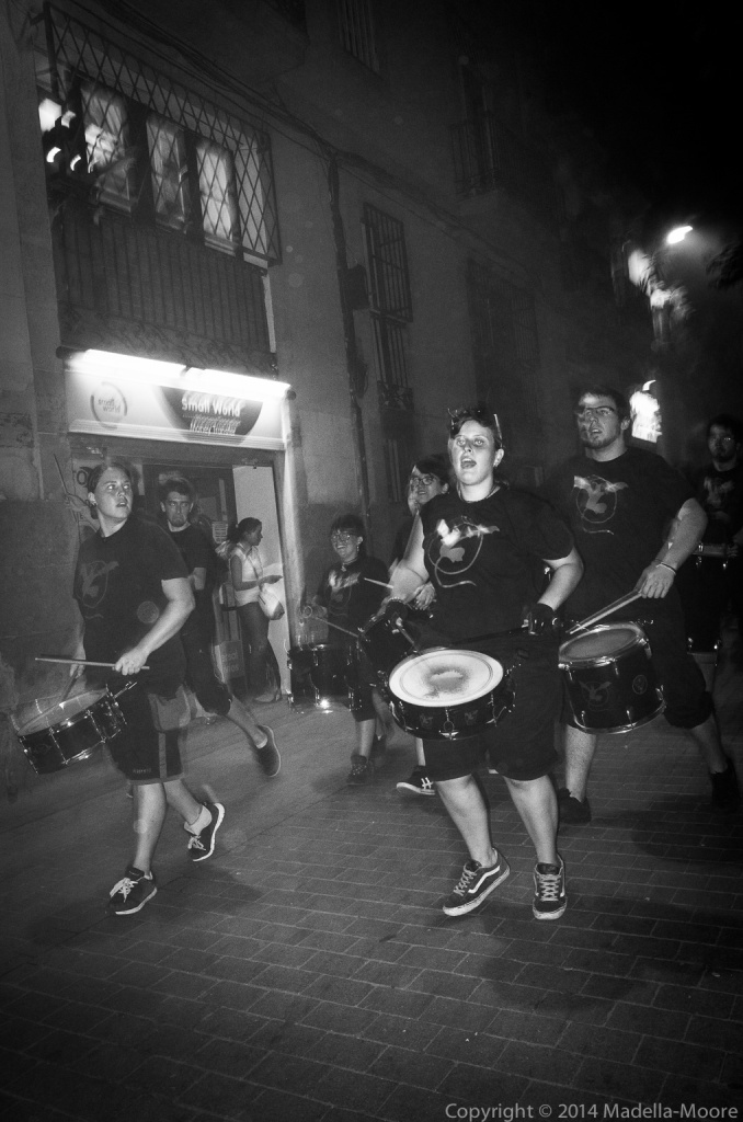 The Sound of Drums