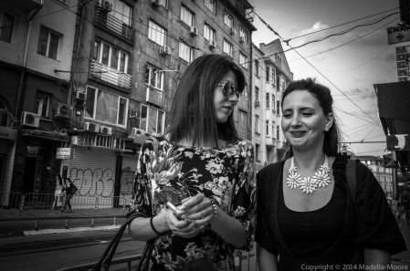 Sofia Bulgaria Street Photography