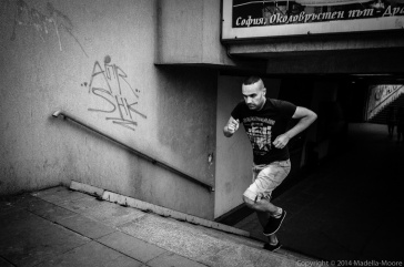 Sofia Bulgaria Street Photography