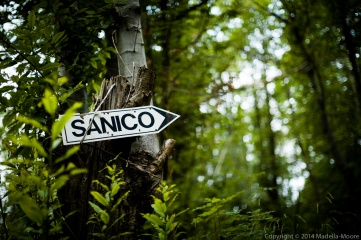 Sign, Sanico, Italy