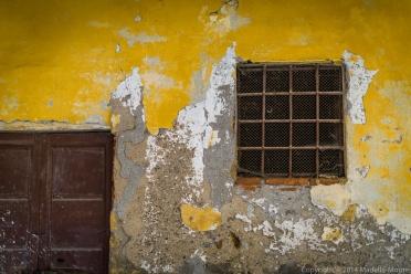 Wall and Window, Pasturo, Italy