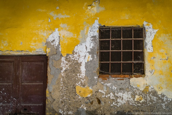 Wall and Window, Pasturo, Italy