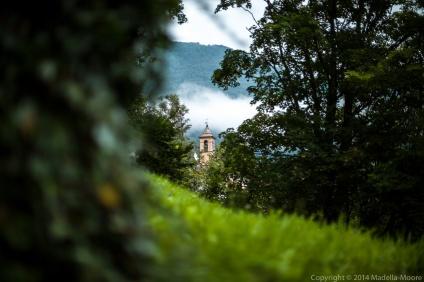 Church, Mornico, Italy