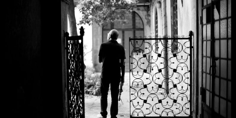 The Way Back, Como, Italy.