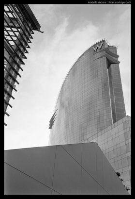 W-Hotel, Barceloneta, Barcelona. Leica M7, Zeiss ZM 2/35, Kodak Ektar 100.