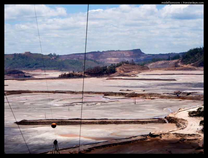 Red Planet - Open Cast Mine in Mias Gerais, Brazil
