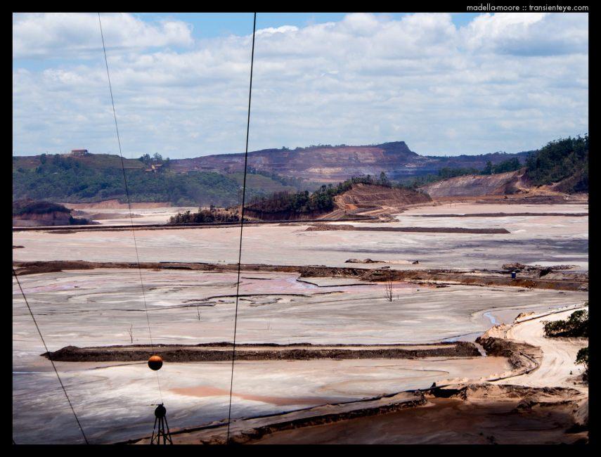 Red Planet - Open Cast Mine in Mias Gerais, Brazil
