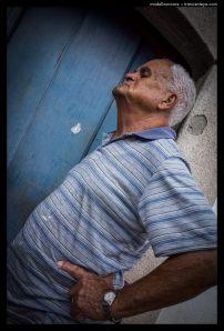 Ouch - my back! Ouro Preto, Minas Gerais, Brazil.