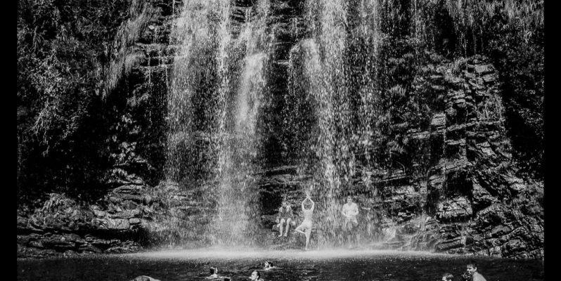 Cachoeira, Serra do Cipo, Minas Gerais, Brazil