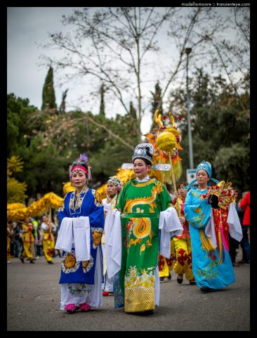 Barcelona: Chinese New Year Parade 2015
