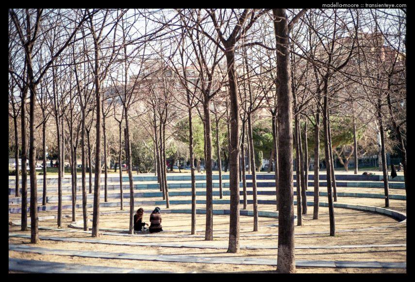 Parc de l'Estació del Nord, Barcelona