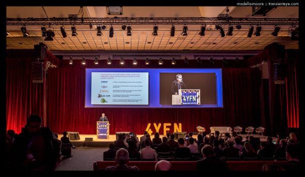 Martin Varsavsky, 4YFN, Barcelona