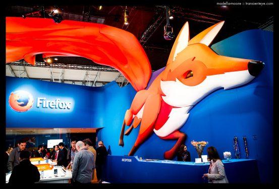 Firefox OS Phones, MWC Barcelona