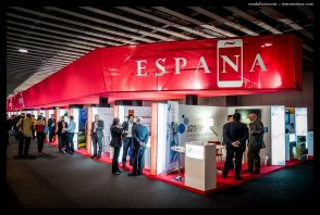 Spanish Pavilion, MWC Barcelona