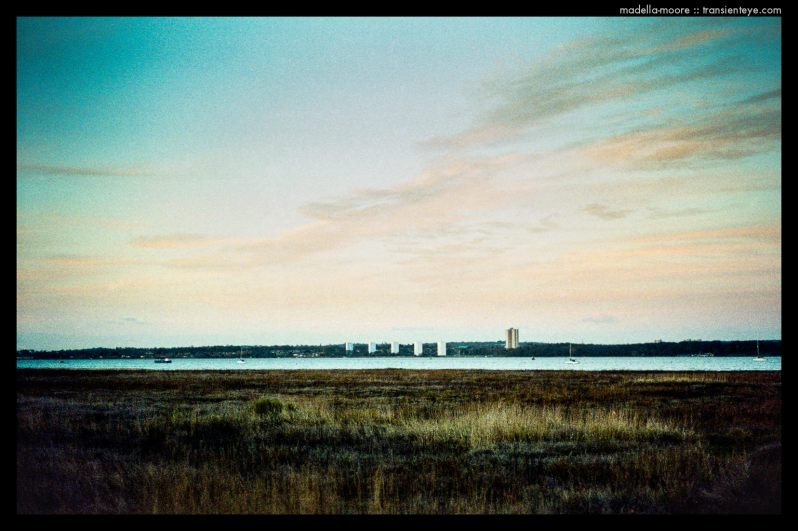 Shore Road, Hythe, Hampshire. Taken with the Leica M7 and Zeiss C-Sonnar 50mm f1.5.