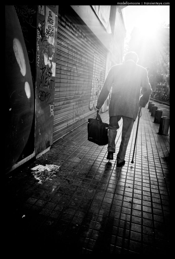 Barcelona Street Photography - Mark Moore