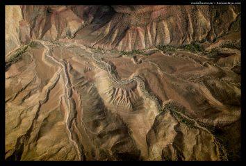 Grand Canon - Aerial View