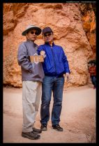 Bryce Canyon Tourist Selfies