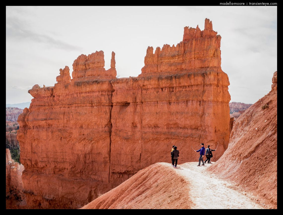 Bryce Canyon Tourism - Double Selfie