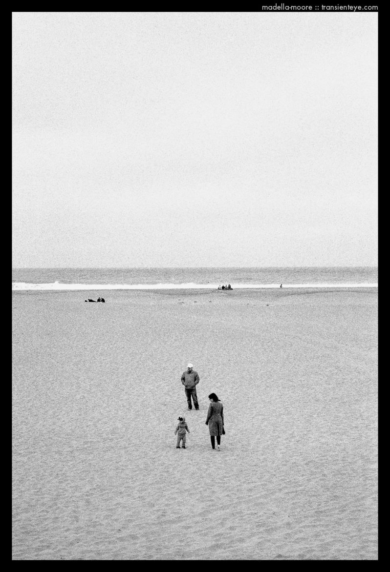 Ocean Beach, San Francisco - Leica M7 with Zeiss ZM 1.5/50