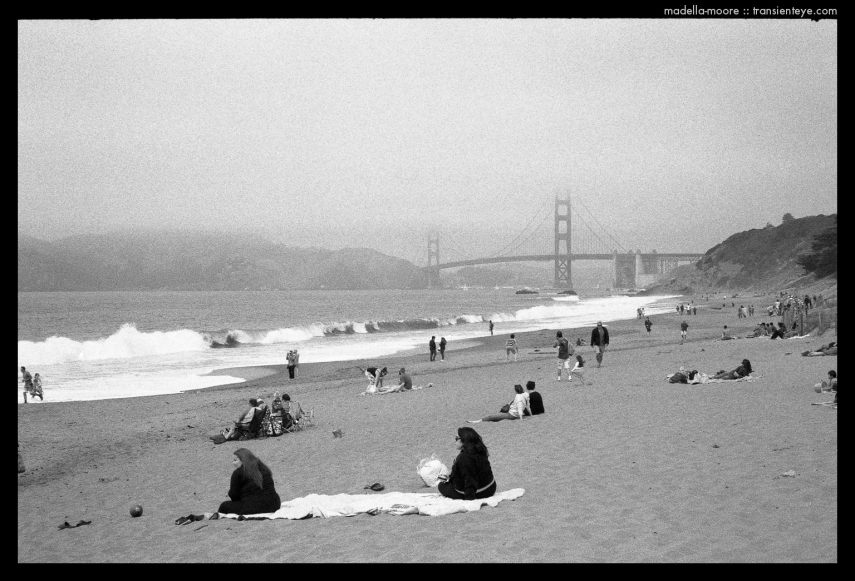 Baker Beach, San Francisco