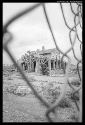 Ghost Town - Photographs by Mark Moore