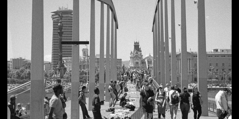 Barcelona - Migrants