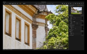 Capture One: final image at 400%..