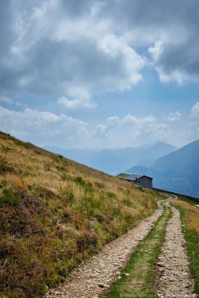 Track, Alta Valsassina, Italy