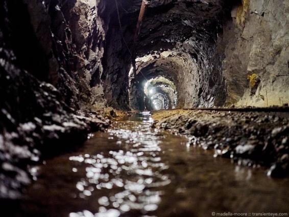 Barrite Mine at Cortabbio, Valsassina, Italy