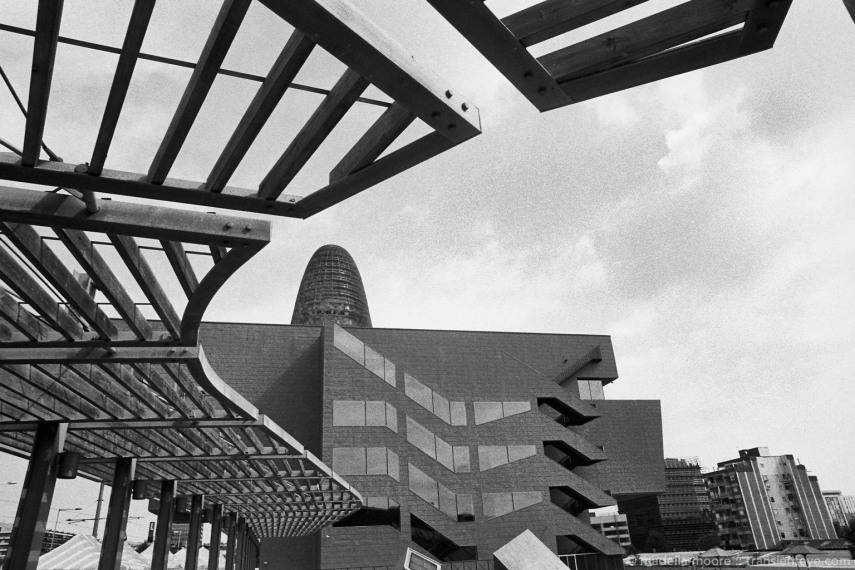 The Museum of Design (Disseny Hub), Barcelona.