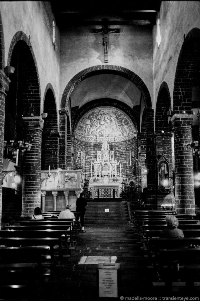 Basilica di San Giacomo, Bellagio, Italy