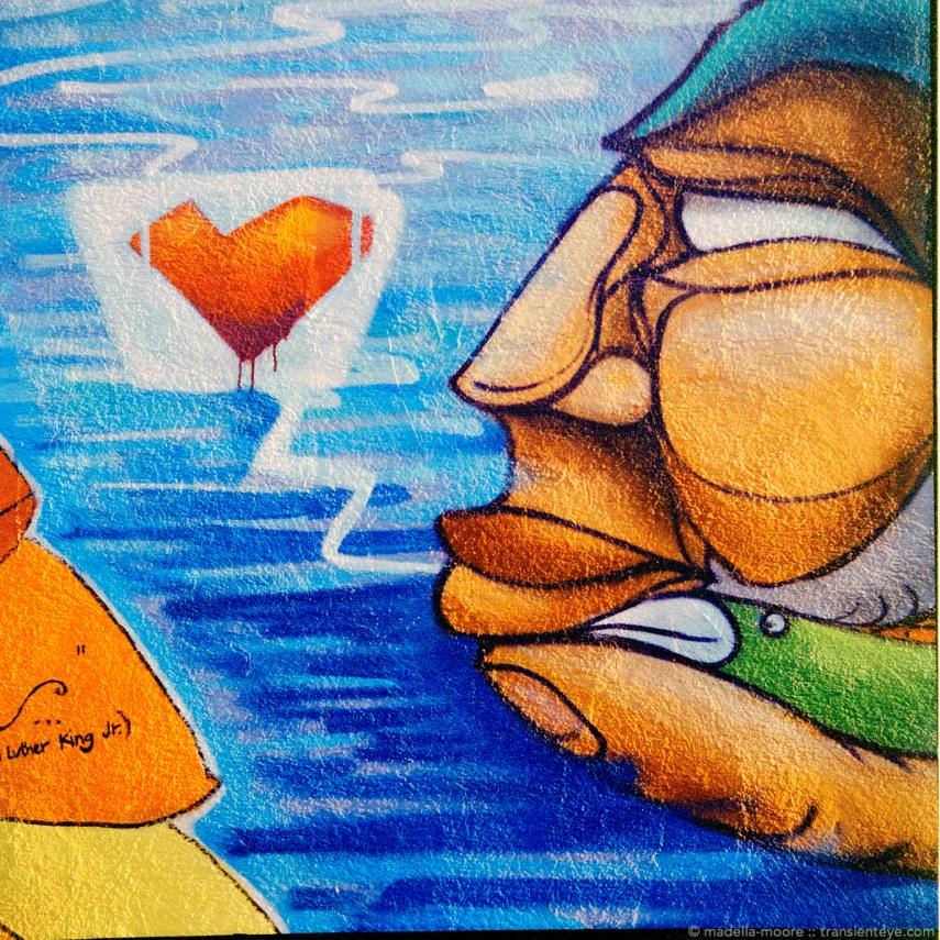 Street Art, Poble Nou, Barcelona.