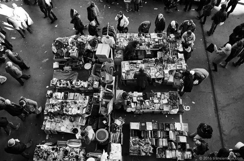 Mercat dels Encants, Barcelona