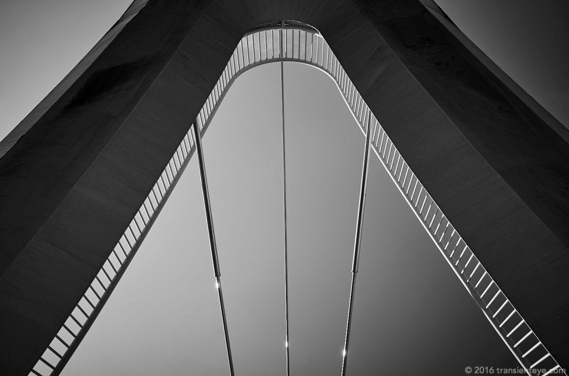 Broken Symmetry - Ricoh GR II - Black and White