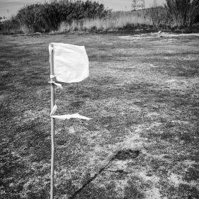 Espais Naturals, Delta de LLobregat, Barcelona - an improvised golf course.