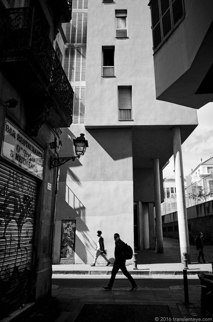 El Raval, Barcelona.